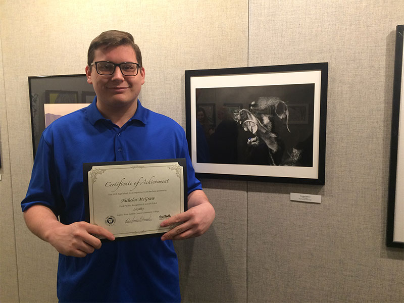 Student-Artists Take Home Top Prizes