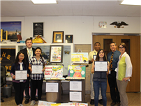 Four Student-Artists Named Poster Winners Photo