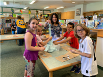 Forest Avenue's Makerspace